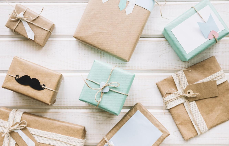 Фото обои праздник, подарки, 23 февраля, мужской день