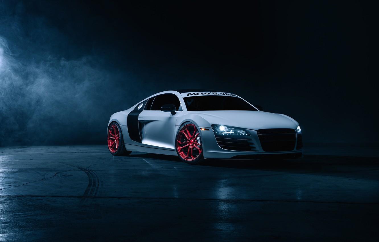 Фото обои Audi, Car, Front, Wheels, Avant, Garde