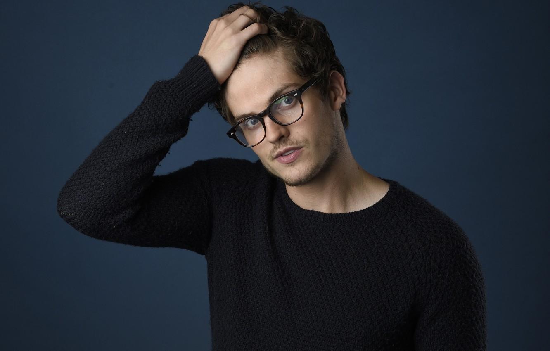 Фото обои очки, актер, Daniel Sharman
