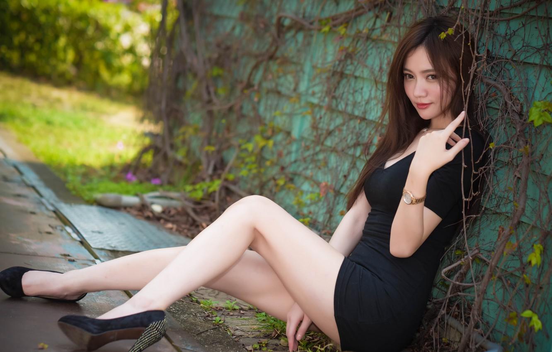 Восточная Девушка Обои