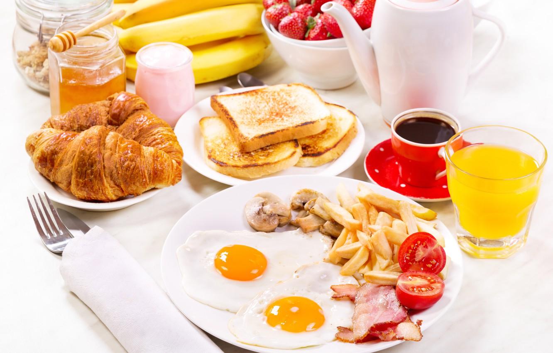 полноценный завтрак картинки всё рентабельней
