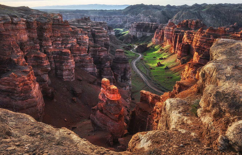 Обои каньон, скалы. Природа foto 8