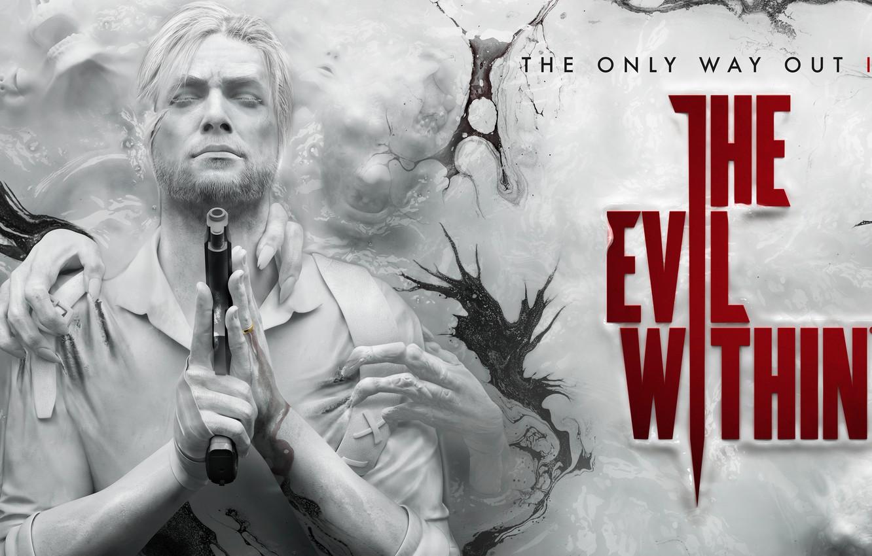 Фото обои Game, Bethesda, The Evil Within 2