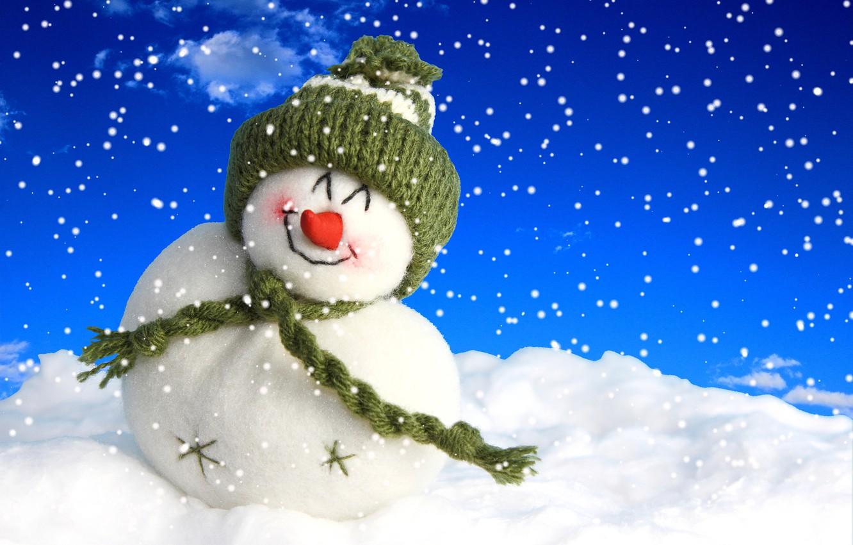 Обои на телефон новый год зима снег