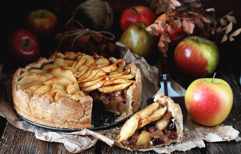 выбрали картинки яблочных пирожков холодильник большое количество