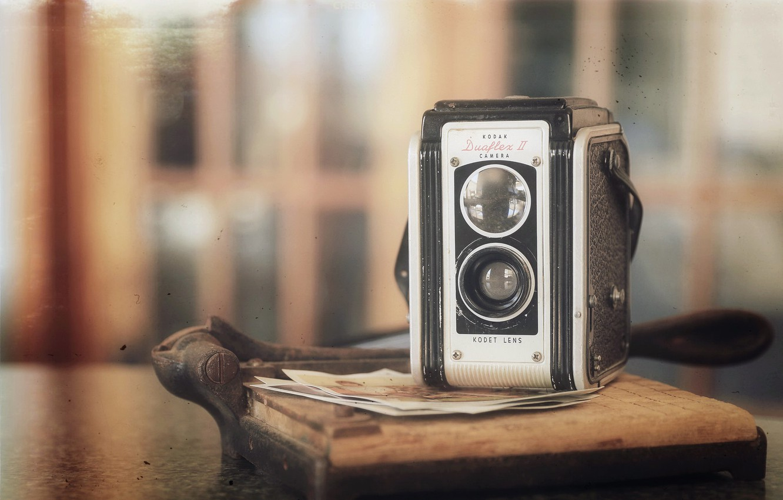 Фото обои фон, камера, kodak