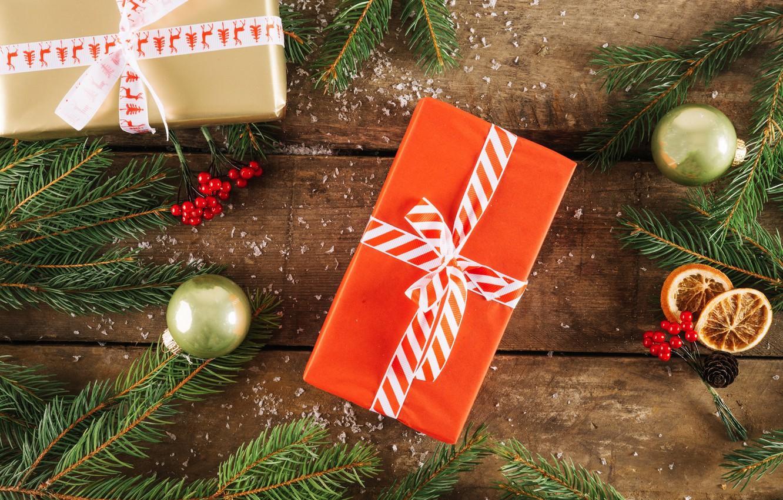 Обои плюшевая, подарки, елка. Лисы foto 19