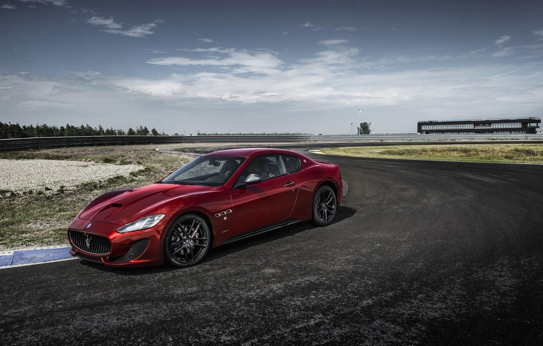 Фото обои Maserati, GranTurismo, мазерати, грантуризмо