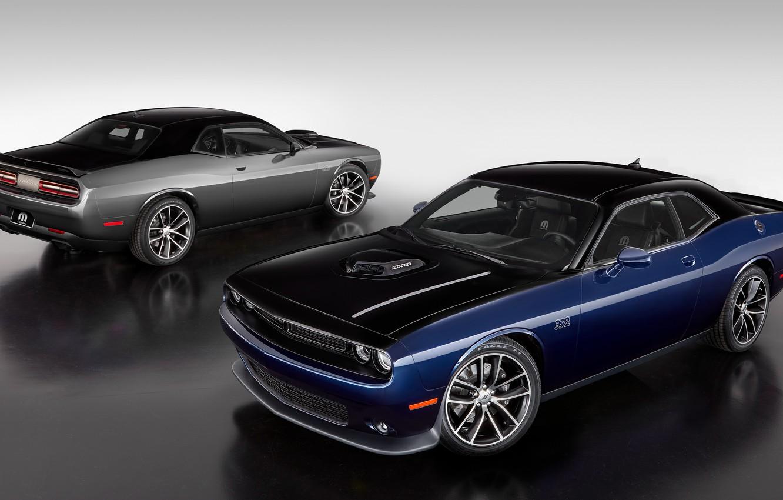 Фото обои Dodge, Challenger, додж, челенджер, Mopar