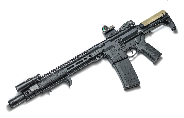 Фото обои дизайн, карабин, штурмовая винтовка