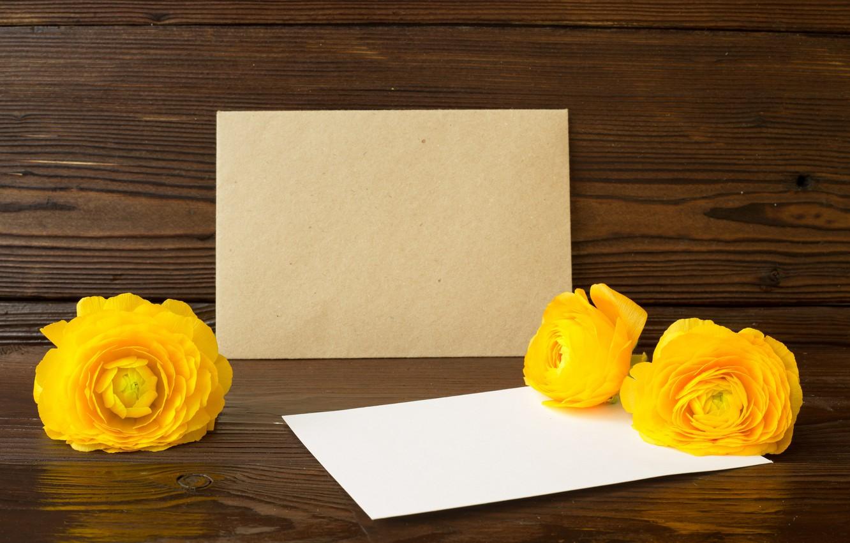 Фото обои цветы, фон, открытка
