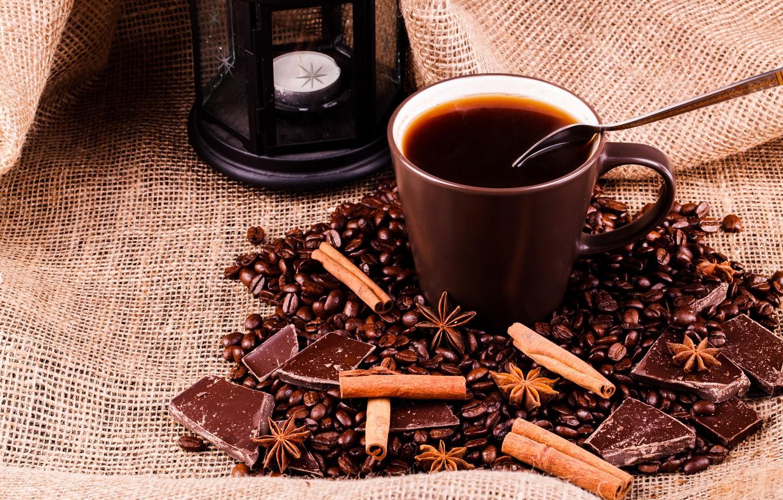 Картинки шоколад с кофе
