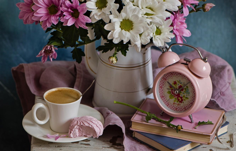 Утро цветок в чашечке картинки