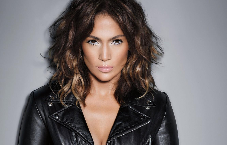 Фото обои портрет, актриса, певица, Jennifer Lopez, знаменитость