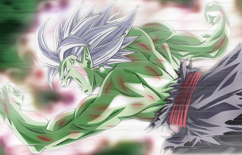 Фото обои game, alien, anime, martial artist, manga, Dragon Ball, strong, Dragon Ball Super, japonese, 018
