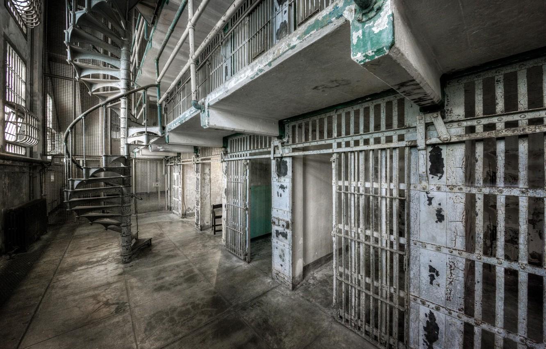 Картинки тюремного коридора