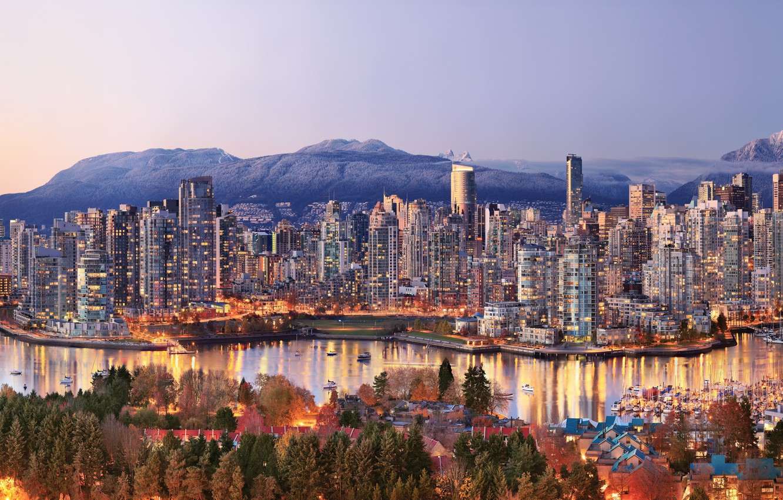 Обои дома, canada, vancouver, Канада, Cities. Города foto 12