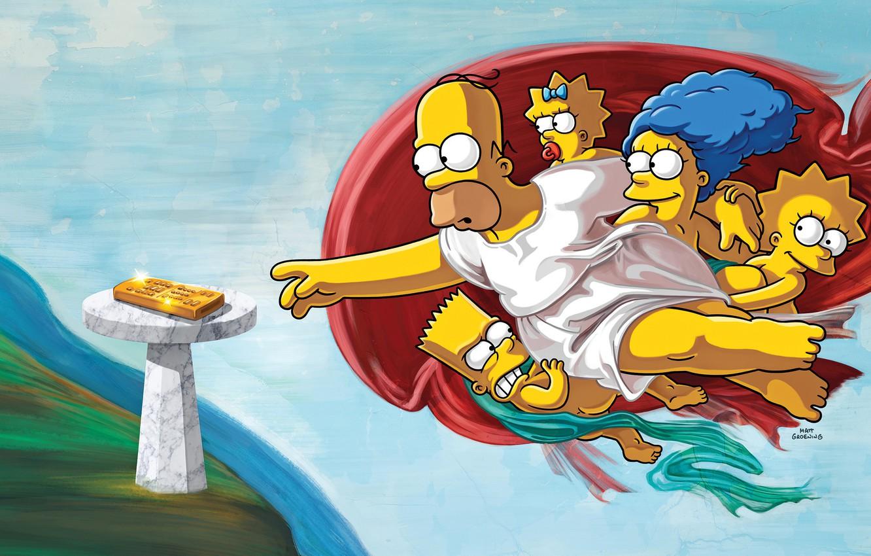 Барт Симпсон Обои На Айфон