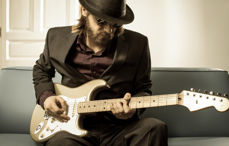 Обои Гитара, Человек, музыка. Музыка foto 19