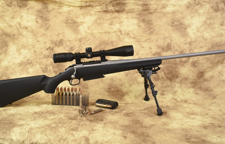 Фото обои Ruger, caliber 300, American Rifle Magnum