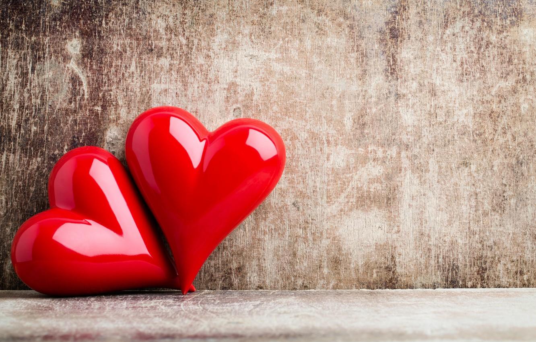 Фото обои любовь, сердце, пара, сердечки, love, влюбленные, heart, wood, romantic, Valentine's Day