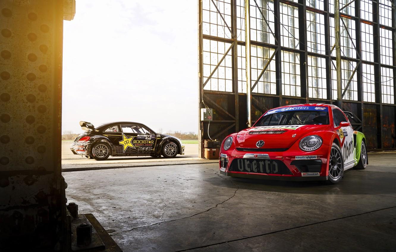 Фото обои жук, Volkswagen, фольксваген, Beetle