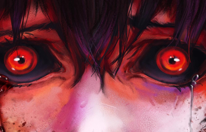 токийский гуль глаза картинки корыта