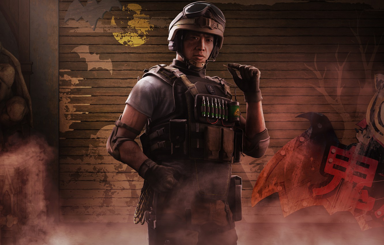 Фото обои Ubisoft, Tom Clancys, Tom Clancy's Rainbow Six: Siege, Rainbow Six: Siege