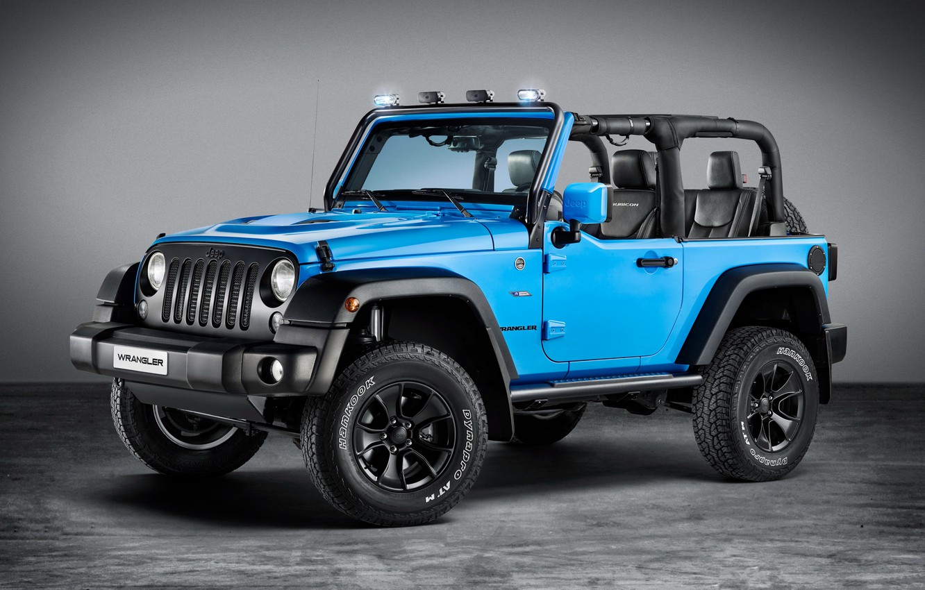 Фото обои Wrangler, Jeep, Rubicon