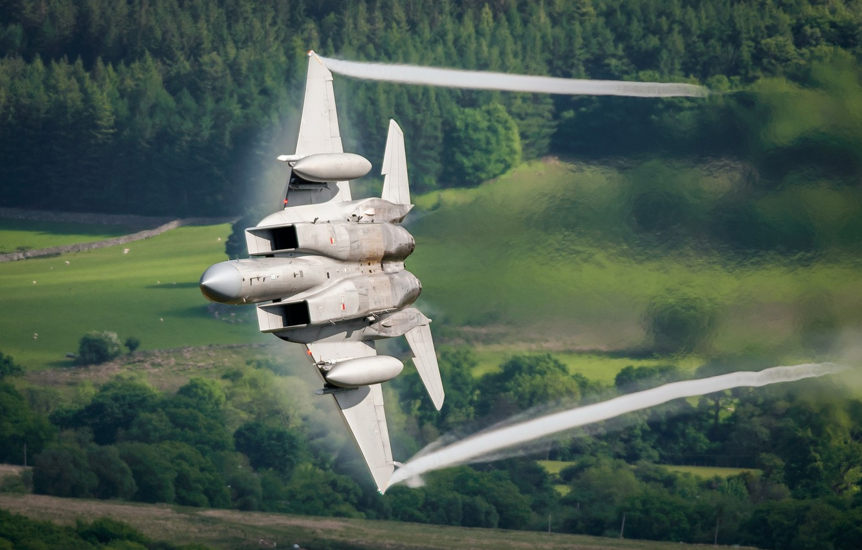 Фото обои оружие, самолёт, F15C