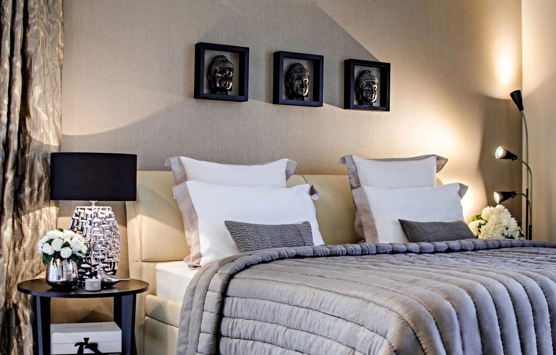 Фото обои дизайн, стиль, мебель, design, style, спальня, bedroom, furniture