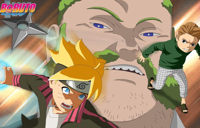 Фото обои logo, Naruto, anime, man, boy, ninja, hero, asian, manga, shinobi, japanese, rasengan, oriental, asiatic, hitaiate, …