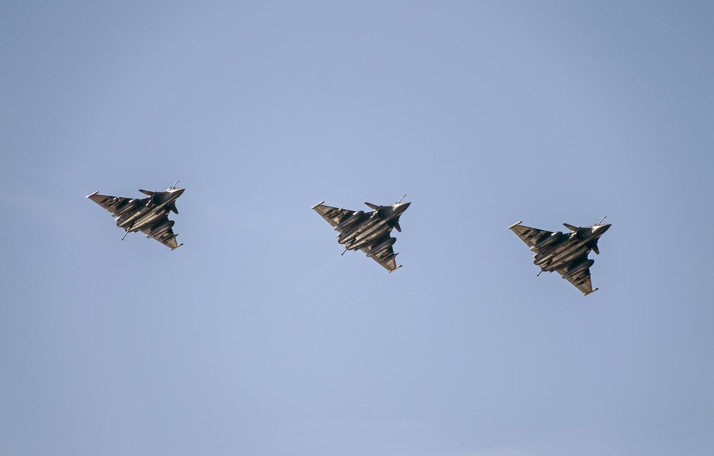 Фото обои оружие, самолёты, Rafale M