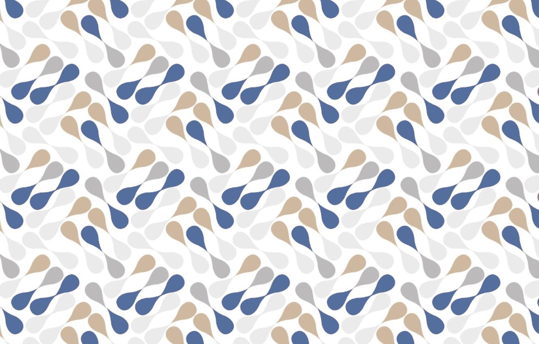 Фото обои синий, узор, текстиль, текстура.