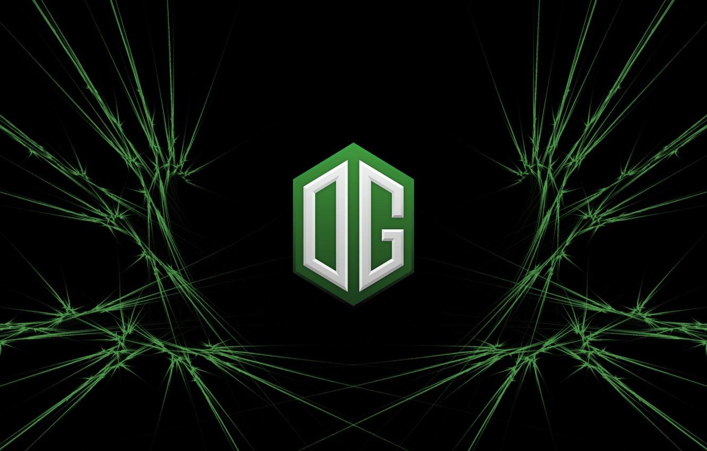 Фото обои Green, Europe, Team, Dota 2, Pro, Esports, OG