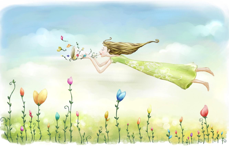 Весна мечты картинки