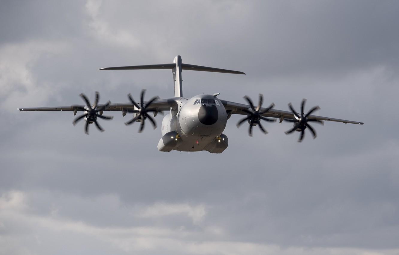 Обои military, airbus, transport, aircraft. Авиация foto 11