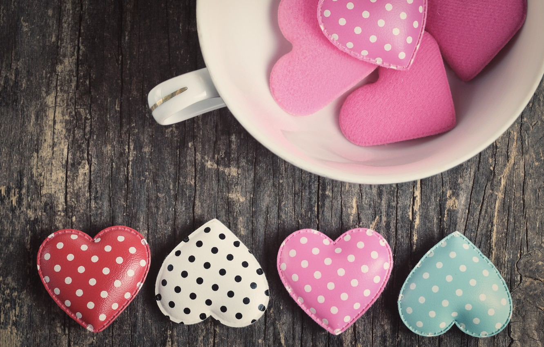 Фото обои любовь, сердце, сердечки, love, wood, pink, romantic, hearts