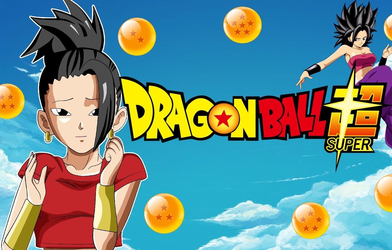 Фото обои DBS, game, anime, manga, Dragon Ball, Dragon Ball Super, japonese, Caulifla, Kale