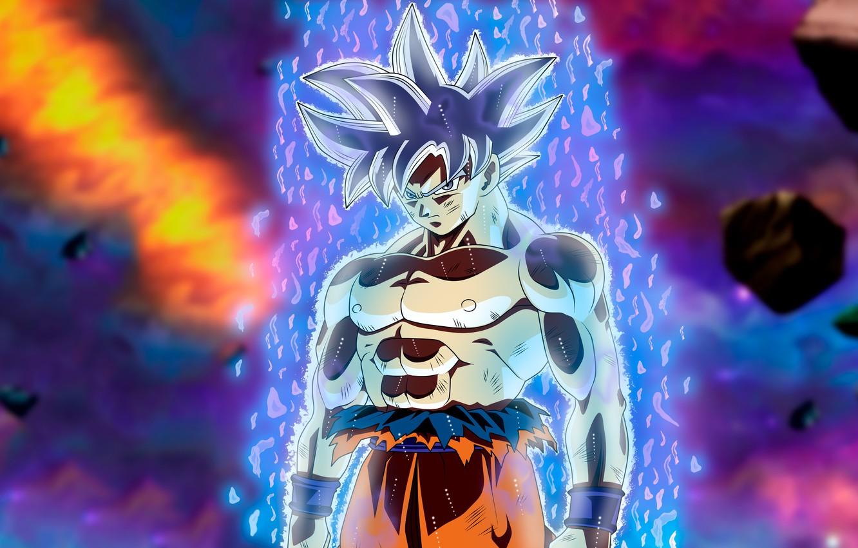 Фото обои Games, Anime, Ball Super, Ultra Instinct Goku