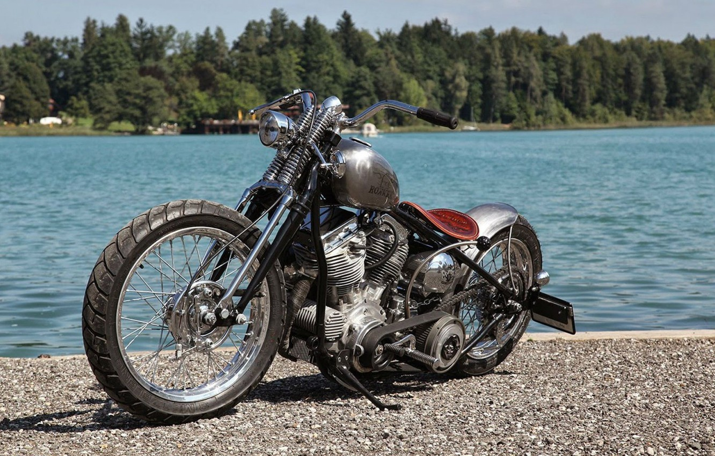 Фото обои Chopper, Custom, Motorbike, Motorcycle, Bobbers