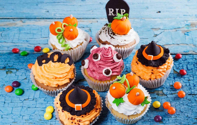 Обои Halloween. Еда foto 15