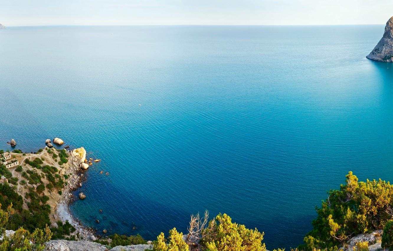 среднерослое, широкоокруглой, фото пейзажей крыма с моря исследователей склонны