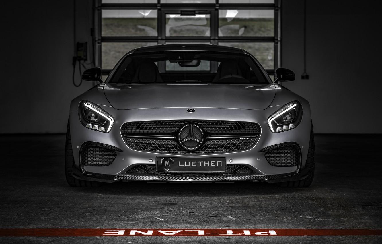 Фото обои Mercedes, суперкар, родстер, мерседес, AMG, C190, GT-Class