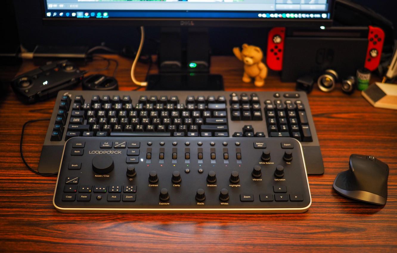 Фото обои компьютер, стиль, мышка, клавиатура