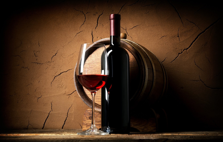 Обои бутылка, стол, бокал, вино, красное. Разное foto 19