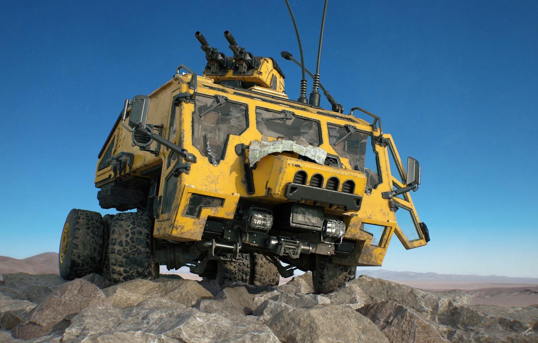 Фото обои транспорт, вездеход, Rover