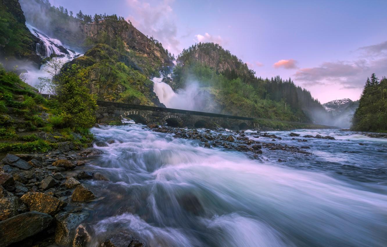 Водопады горные реки картинки