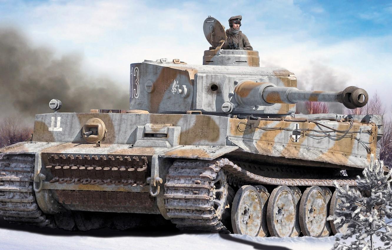 лучшие картинки немецких танков здания