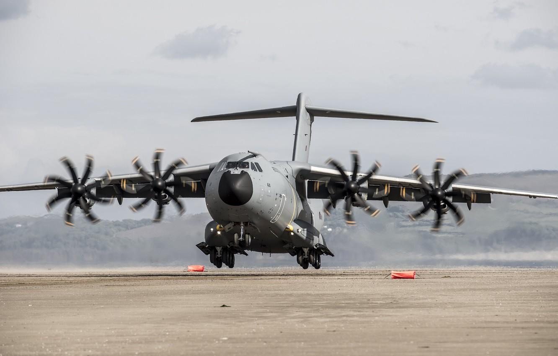 Обои military, airbus, transport, aircraft. Авиация foto 7